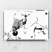 boobs iPad Cases featuring elephant boobs by sQuoze