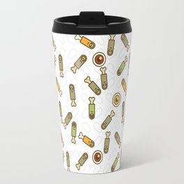 Eyeballs & severed fingers Travel Mug