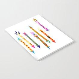 Little Arrows Notebook