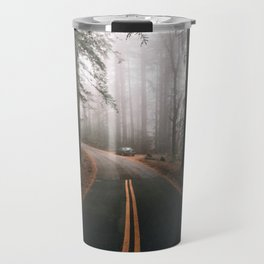Road Trip V / Mount Tamalpais, California Travel Mug