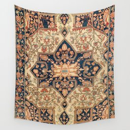 Ferahan  Antique West Persian Rug Wall Tapestry