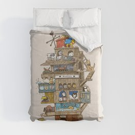 The Dog House Comforters