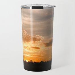 Where the sun rises Travel Mug