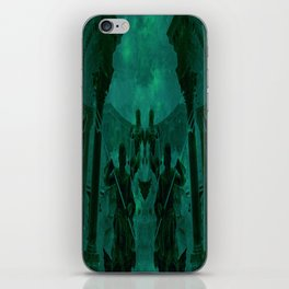 Fight Among the Gods iPhone Skin
