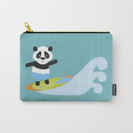 Surf Panda Carry-All Pouch