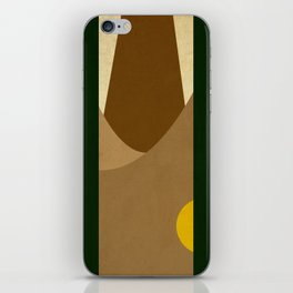 The Eighth Doctor iPhone Skin