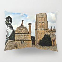 St James Church. Chipping Campden Pillow Sham