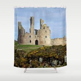 Dunstanburgh Castle Shower Curtain