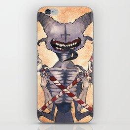 Zef to Def iPhone Skin