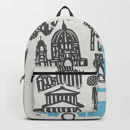Berlin Cityscape Backpack