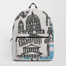 Berlin Cityscape Backpack