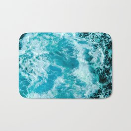 Sea Me Waving Bath Mat