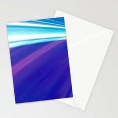 Between The Sea And The Sky Stationery Cards