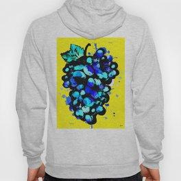 Colored Grape Hoody
