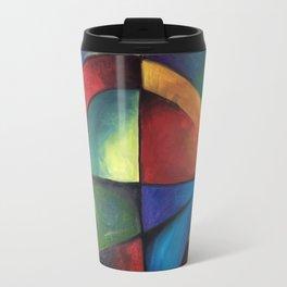 Miguez Art Abstract 2 Travel Mug