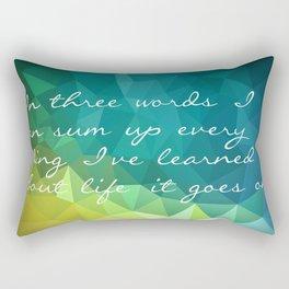 ALETTA Rectangular Pillow