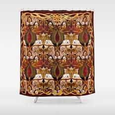 velvet shower curtains | society6
