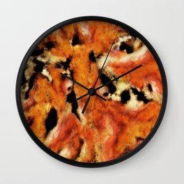 Surge Wall Clock