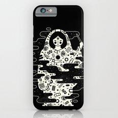The Magician: Black Magic Slim Case iPhone 6