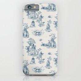Toile de StarWars iPhone Case