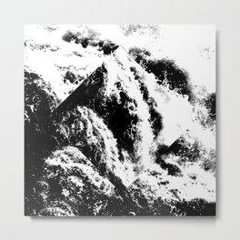 The Black Moon No. 2 Metal Print