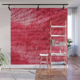 FEELING ALL PINK AND FUZZY Wall Mural