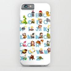 ABC  medieval (english) Slim Case iPhone 6s