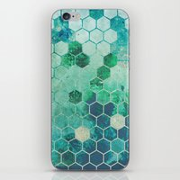 chemistry iPhone & iPod Skins featuring Chemistry by Esco