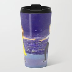 City of Stars Metal Travel Mug
