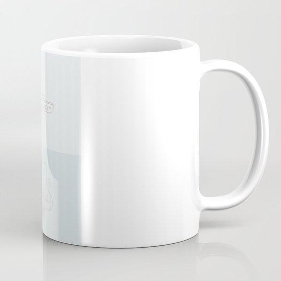 Then and Now Mug