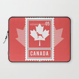 CANADA WEIM STAMP Laptop Sleeve