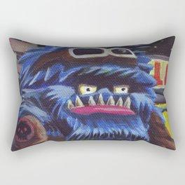 Tough Guy Rectangular Pillow