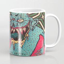 DEMON GOD 'FREAK ANY HO' Coffee Mug