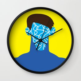 Michael Phelps Wall Clock