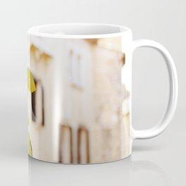 Village through wormholes - St Paul de Vence Coffee Mug