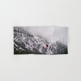Up to the mountains Hand & Bath Towel