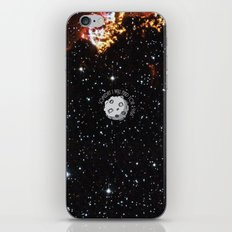A Meteor in the space iPhone & iPod Skin