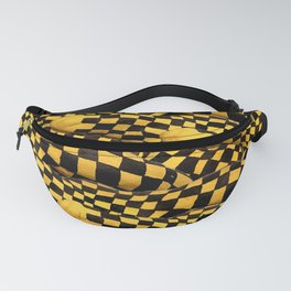 3D chess Fanny Pack