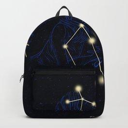 Zodiac constellations — Gemini Backpack