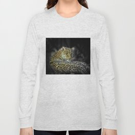 The Leopard Long Sleeve T-shirt