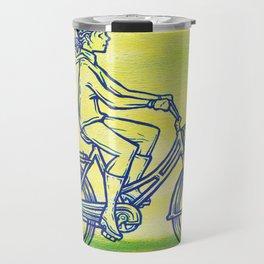 Bicycle 3 Travel Mug