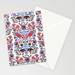 The Sloth of Folk Stationery Cards