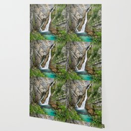 Savica Waterfall Photography Nature Wallpaper