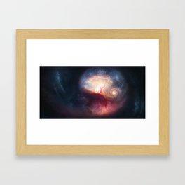 Expanding Consciousness Framed Art Print
