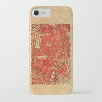 wood iPhone & iPod Cases featuring - wood - by Magdalla Del Fresto