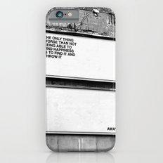 Billboard Fantasies #1 Slim Case iPhone 6s