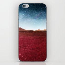 Milky Way iPhone Skin