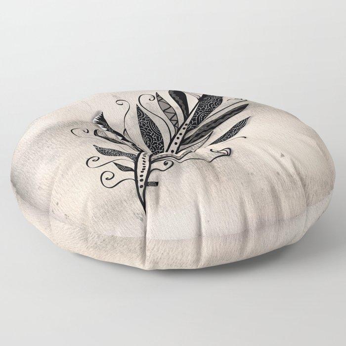 FEATHER Floor Pillow