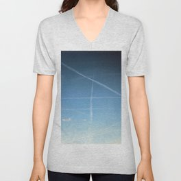 Traces of the Sky Unisex V-Neck