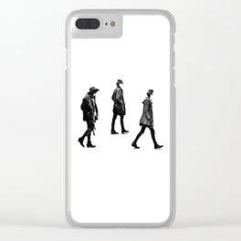 Palaye Royale   Walk Clear iPhone Case